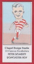 Doncaster Rovers Peter Doherty Ireland